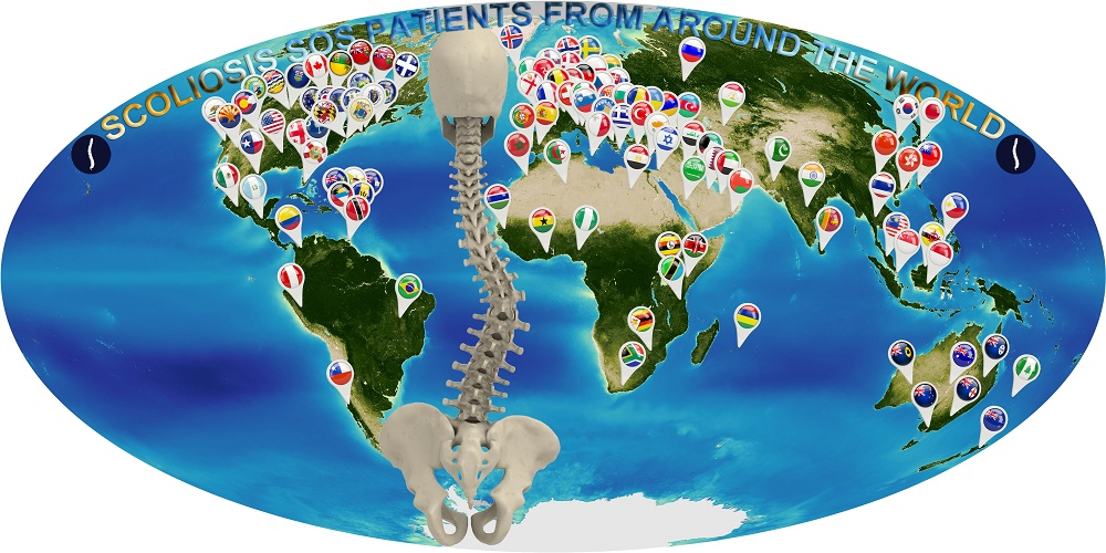 Scoliosis Patients from Around the World