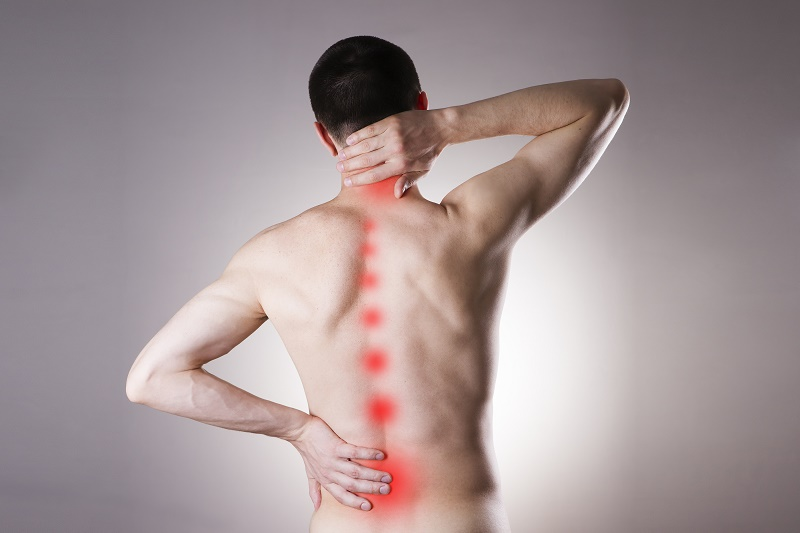 Pain Caused by Scoliosis