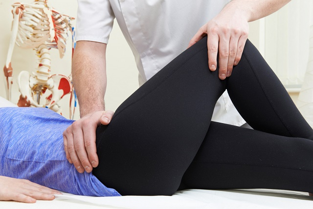 therapy for SIJ pain