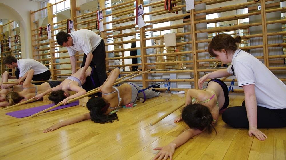 Spine Straightening Exercises