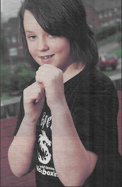 Paige, 13 years old