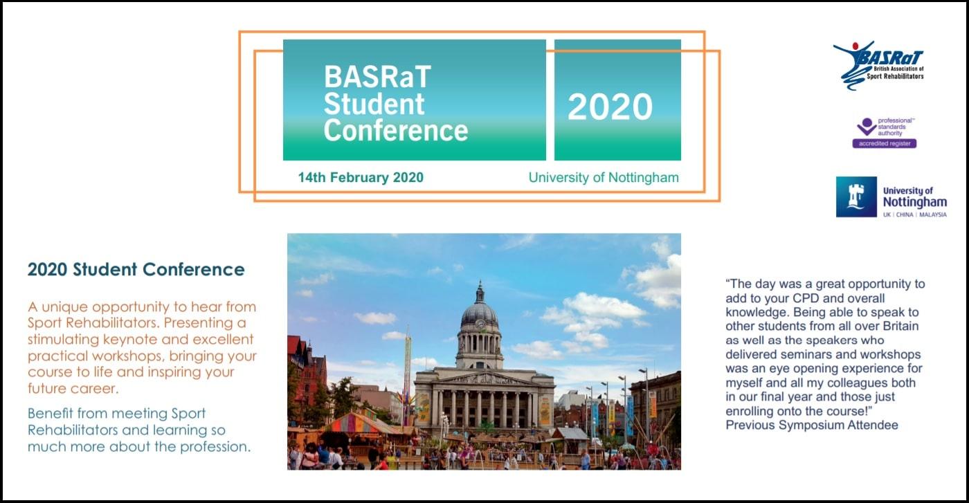 BASRaT Student Conference 2020