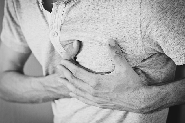 Scoliosis heart problems