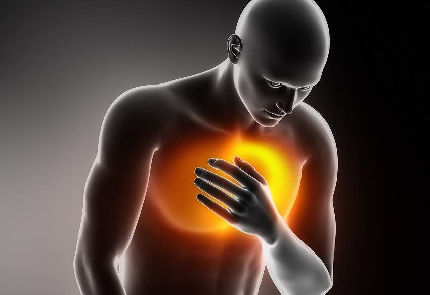 Chest pain scoliosis