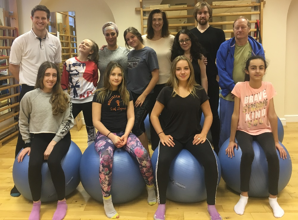 Scoliosis Treatment Group