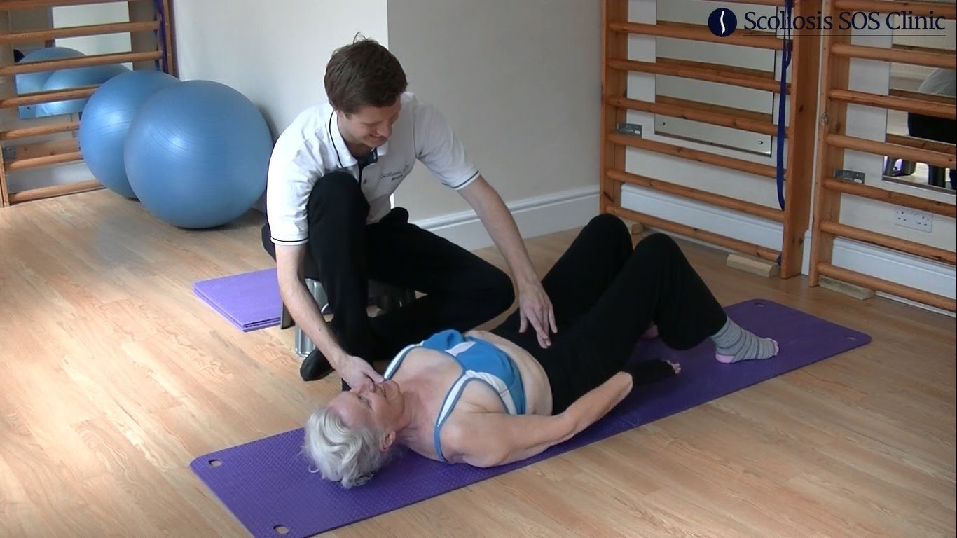 Scoliosis Treatment at Home