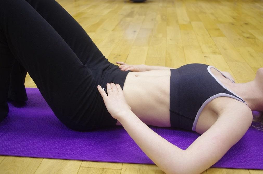 Pilates for Scoliosis - Core Activation