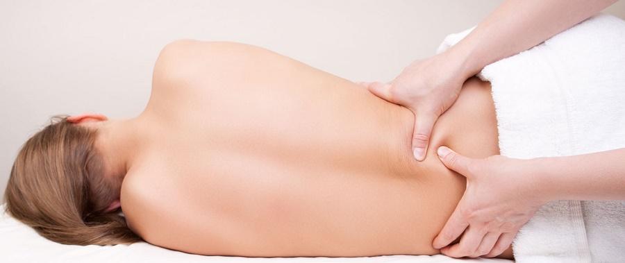 Massage for scoliosis