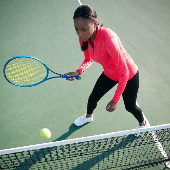 Tennis player Marina