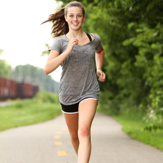 Runner Lottie Taylor